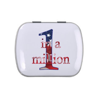 One in a Million Candy Tins
