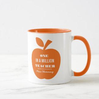 One in a Million Teacher. Teacher Gift Mugs