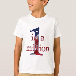 One In A Million Tshirts