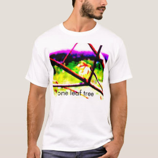 one leaf tree T-Shirt