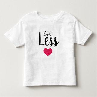 One Less - Adopt Foster Toddler T-Shirt