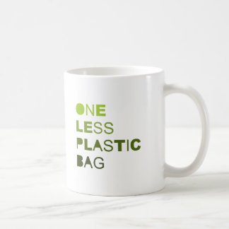 One less plastic solid coffee mugs