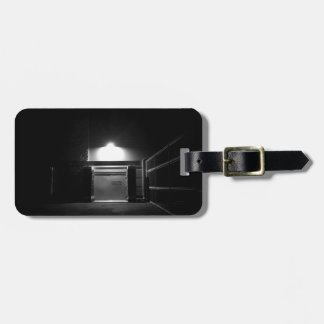 One Light Luggage Tag
