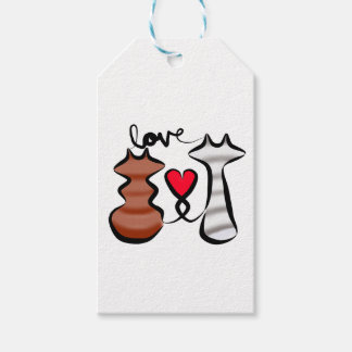 One Liner Love Gift Tags