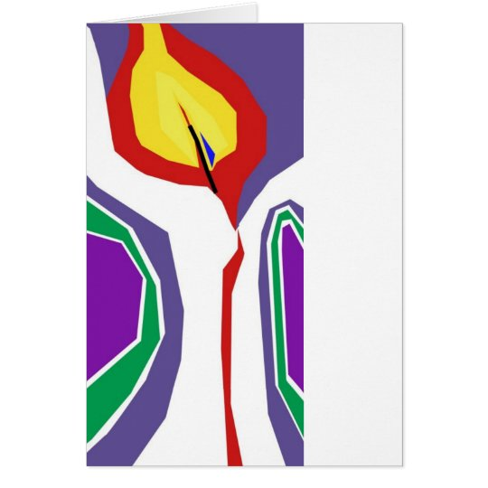 One Little Candle Greeting Card