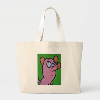 One little pig canvas bags