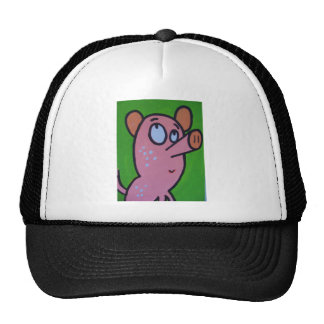 One little pig cap