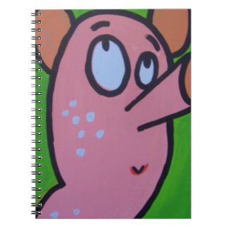 One little pig note book