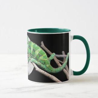 One Lizard Moon Mug