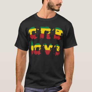 One Love - BLACK T-Shirt