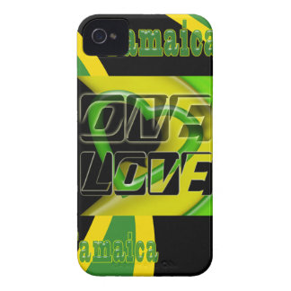 One Love Jamaica Blackberry Bold Case-Mate Case