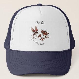One love, One heart- Baseball hat