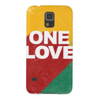 One love rasta galaxy s5 cases