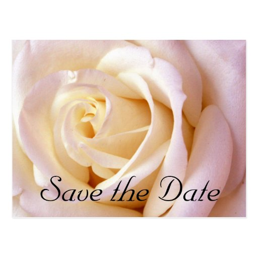 One Love, Save the Date Postcard