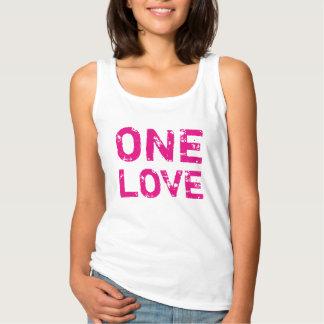 ONE LOVE SINGLET