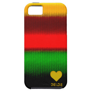 One Love Tough iPhone 5 Case