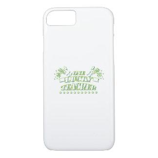 One Lucky Teacher St. Patricks Day Gift iPhone 8/7 Case