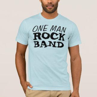 One Man Rock Band T-Shirt
