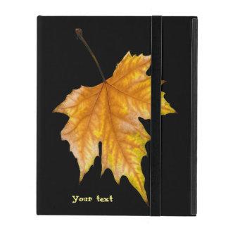 One Maple Leaf iPad Cover