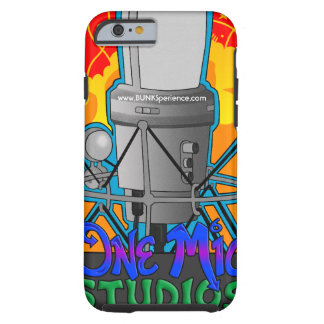 One Mic Studios iPhone Tough Case