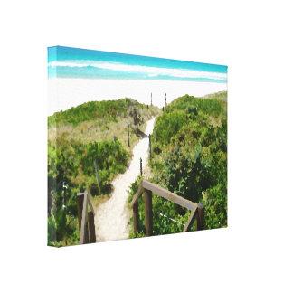 One Mile Beach Australia Canvas Print