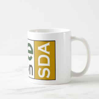 One million SDA cup Basic White Mug