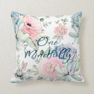 One Mindfully Pillow