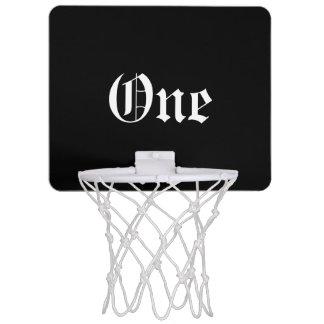 One Mini Basketball Goal Mini Basketball Hoop