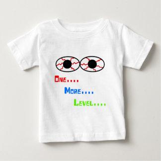 One... More... Level... - Bloodshot Eyes Tshirt