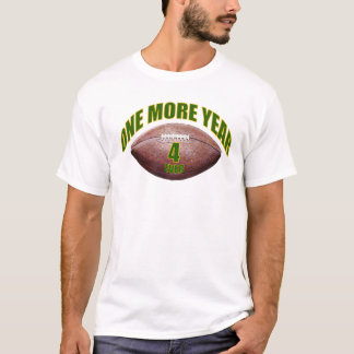 One More Year - Favre T-Shirt