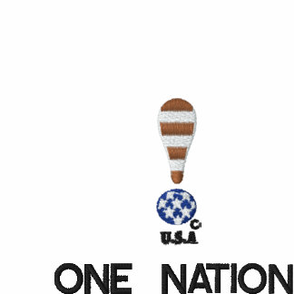 ONE NATION! POLOS