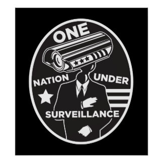 One Nation Under Surveillance Print