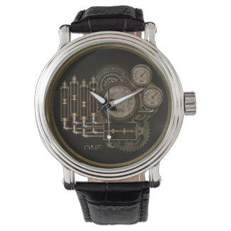 One Nerdy Steam Watch
