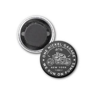 One Nickel Garage / We Run On Fumes / Magnet