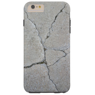 One of a Kind Cracked Concrete for Phone Cases Tough iPhone 6 Plus Case