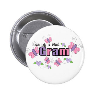 One Of A Kind Gram Buttons