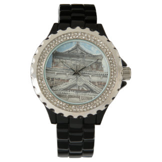 One of a Kind Hiroshima Castle Japan Watch