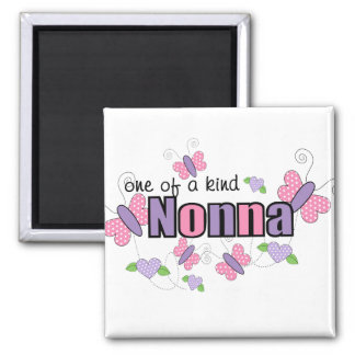 One Of A Kind Nonna Fridge Magnets