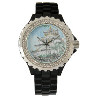 One of a Kind Osaka Castle Japan Watch