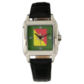 One-of-a-kind Sicily Crest Watch