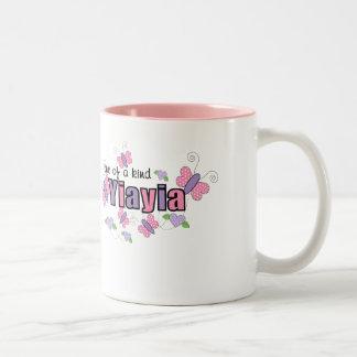 One Of A Kind YiaYia Two-Tone Coffee Mug
