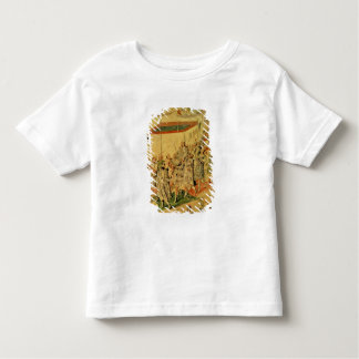 One of a pair of panels toddler T-Shirt