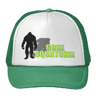 One of our best sellers Bobo's GONE SQUATCHIN Cap