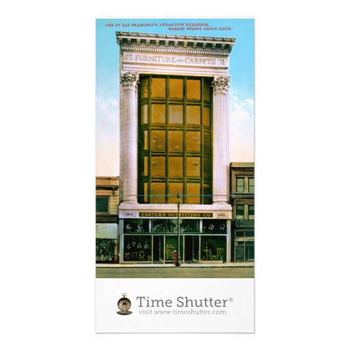 One of San Francisco's Attractive Buildings Picture Card