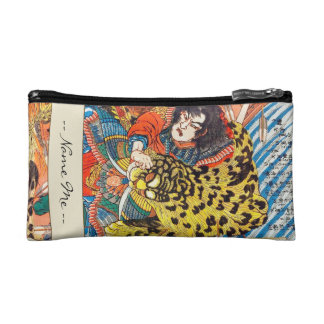 One of the 108 Heroes of the Popular Water Margin Makeup Bags