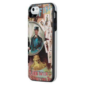 One of the Finest. Chewing and Smoking Tobacco. iPhone SE/5/5s Battery Case