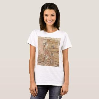 One of Thirty-Six Flowers (Japanese Edo) T-Shirt