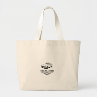 one oldie but a goodie large tote bag