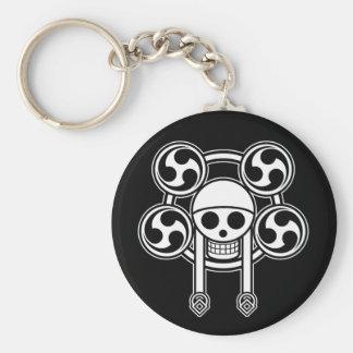 One Piece - Enel Key Ring