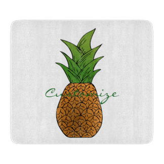 One pineapple Thunder_Cove Cutting Board